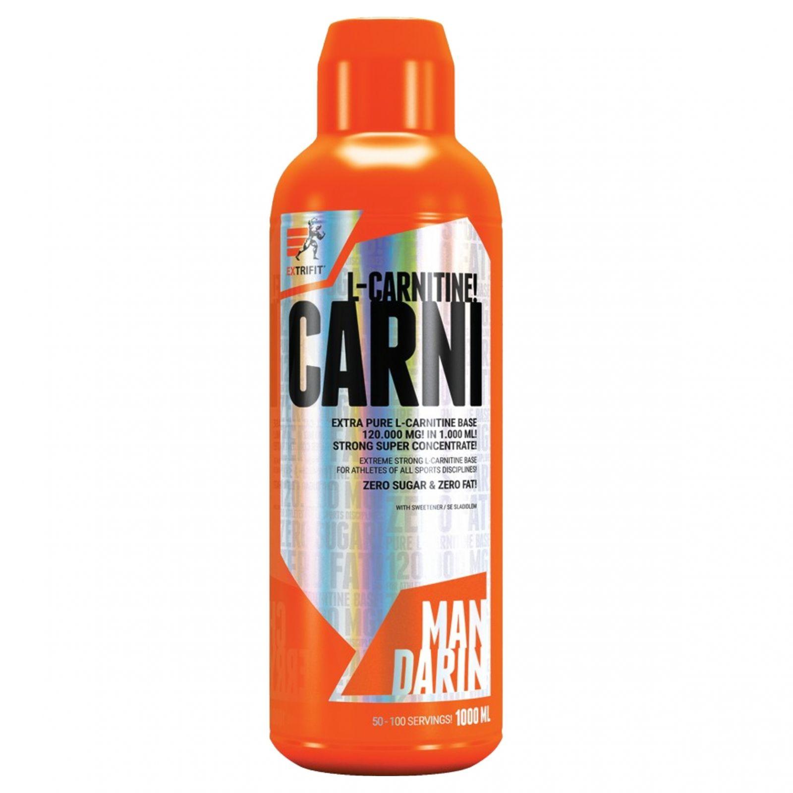 Extrifit Carni Liquid 120000 mg 1000 ml