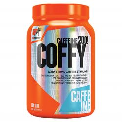 Extrifit Coffy Stimulant 200 mg ─ 100 tablet
