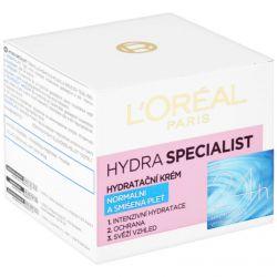 L´Oreal Paris Hydra Specialist hydratační krém 50 ml - normální a smíšená pleť