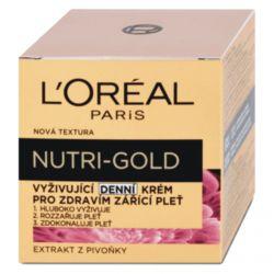 L'Oréal Paris Nutri-Gold Vyživující denní krém 50 ml