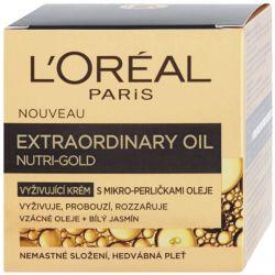 L'Oréal Paris Nutri-Gold Extraordinary vyživující krém 50 ml