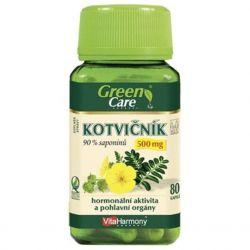 VitaHarmony Kotvičník 500 mg – 80 kapslí