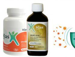 19.07.2020 - NOVINKY - Oblíbené produkty na imunitu od KLASu - 224239 - KLAS Imuno - novinky v sortimentu
