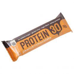 Bombus Protein 30% proteinová tyčinka 50 g
