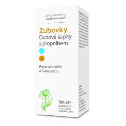 Dědek kořenář Dubové kapky Zubovky RK-ZP 100 ml