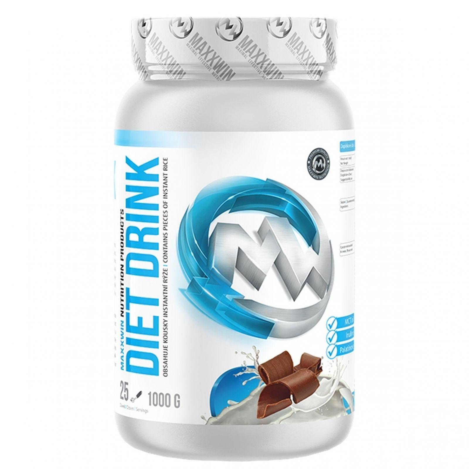 MaxxWin Diet Drink - nápoj 1000 g