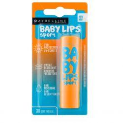 Maybelline Baby lips sport - modrý odstín 4,4 g