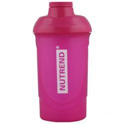 NUTREND Shaker růžový 600 ml