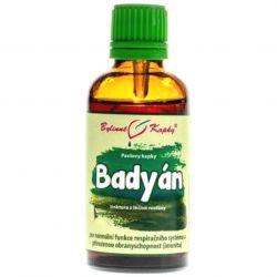 Bylinné kapky Badyán 50 ml