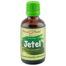 Bylinné kapky Jetel červený 50 ml