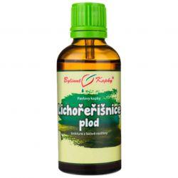 Bylinné kapky Lichořeřišnice plod - bylinné kapky 50 ml