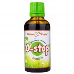 Bylinné kapky O-stop - bylinné kapky 50 ml