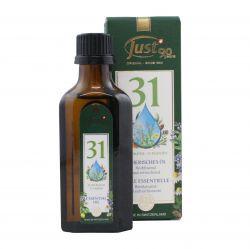 JUST Olej z 31 léčivých bylin 75 ml