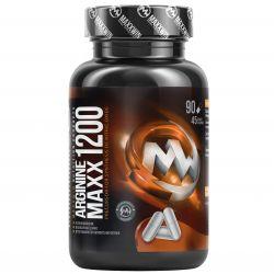 MAXXWIN Arginine Maxx 1200 ─ 90 kapslí