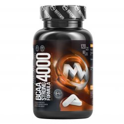 MAXXWIN BCAA 4000 Strong Formula 120 tablet