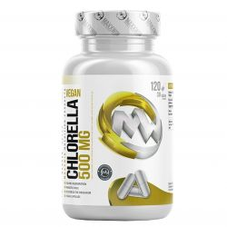 MaxxWin Chlorella VEGAN 500 mg – 120 kapslí