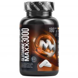 MAXXWIN GLUTAMINE MAXX 3000 ─ 180 tablet