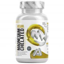 MaxxWin Magnesium chelát VEGAN 100 kapslí