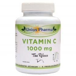 Unios Pharma Vitamin C 1000 mg s postupným uvolňováním 100 tablet