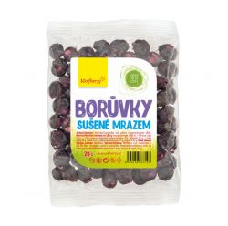 Wolfberry Borůvky - lyofilizované ovoce - sušené mrazem 20 g