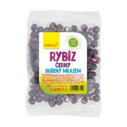 Wolfberry Černý rybíz - lyofilizované ovoce - sušené mrazem 20 g