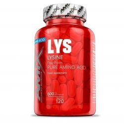 Amix L-Lysine 600 mg ─ 120 kapslí
