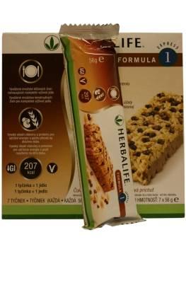 Výživné tyčinky Express Formula 1 - čokoláda