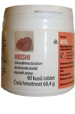 Reishi 90 tablet