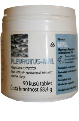Pleurotus 90 tablet