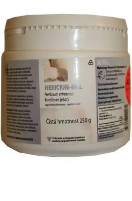 Hericium 250g prášek