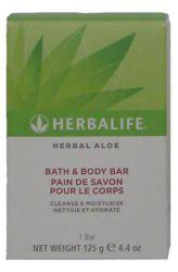 Herbalife Osvěžující tělové mýdlo Herbal Aloe 125 g