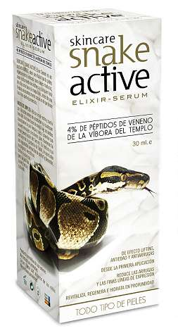 Diet Esthetic Snake Active hadí pleťové sérum 30 ml