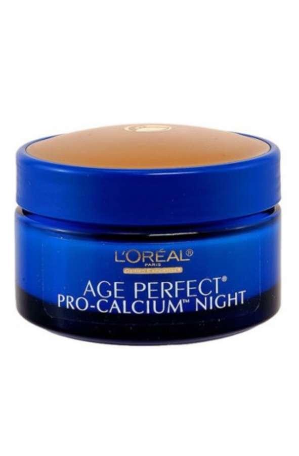 L'Oreal Age Perfect Pro-Calcium noční krém 50 ml
