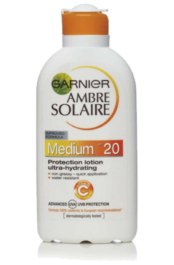 Ambre Solaire Opalovací mléko OF 20 - 200 ml