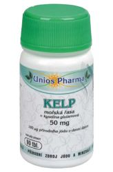 Unios Pharma KELP 30 mg seaweed ─ 90 tablets