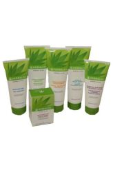 Set von Kosmetika Herbal Aloe