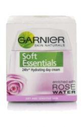 Garnier 24h Hydratační krém s ochrannými výtažky z růže 50 ml - krabička