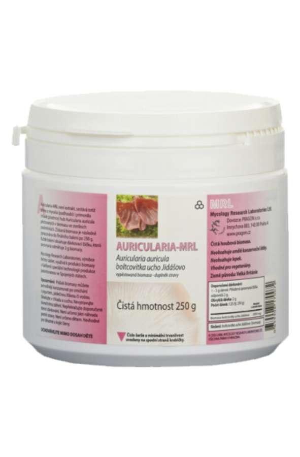 Auricularia 250 g prášek