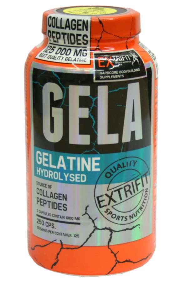 Extrifit Gela 1000 mg - 250 kapslí