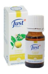 JUST Lemon Essential Oil 10 ml