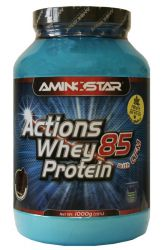 Aminostar Actions Whey Protein 85 ─ 1000 g