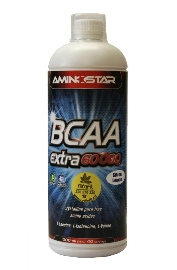 Aminostar BCAA extra 60000 - 1000 ml