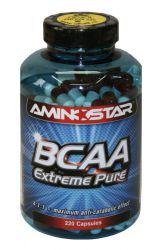 Aminostar BCAA Extreme Pure 220 capsules