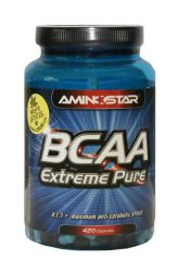 Aminostar BCAA Extreme Pure 4:1:1 ─ 420 capsules