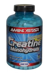 Aminostar Creatine Monohydrate 240 tablets