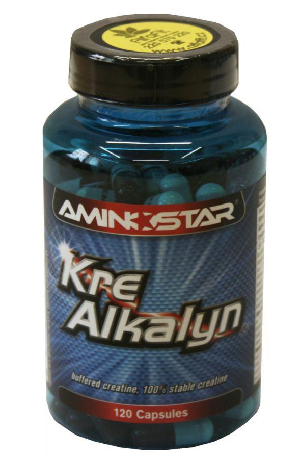 AMINOSTAR - KreAlkalyn 120 kapslí