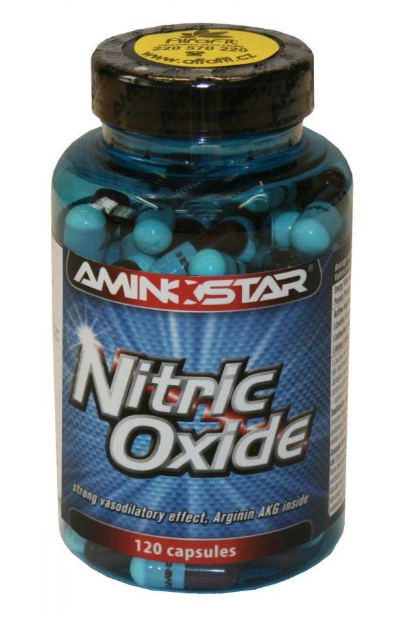 Aminostar Nitric Oxide 120 kapslí