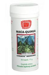 Cosmos Maca quinua 17 g - 60 kapslí