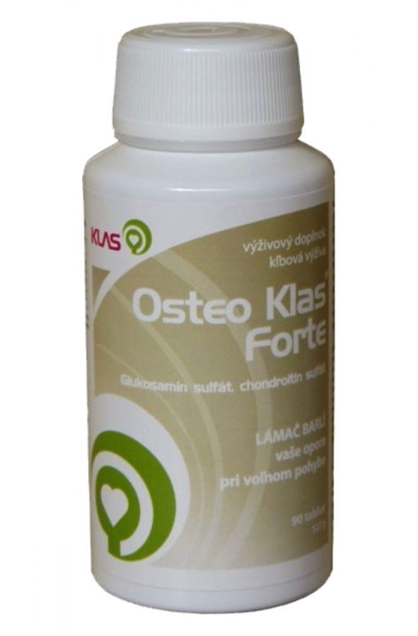Klas Osteo KLAS Forte 90 kapslí