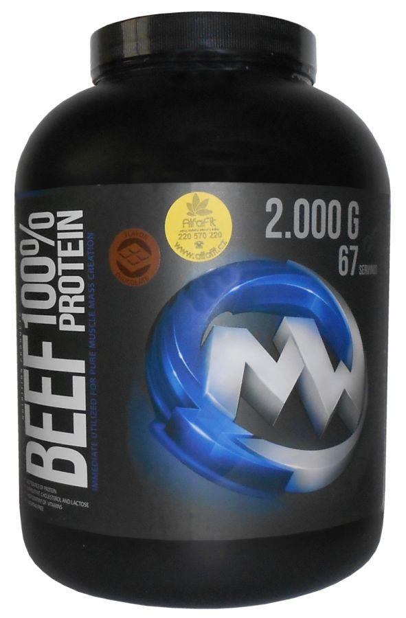 MAXXWIN 100% Beef Protein 2000 g